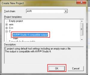 Start with IAR Embedded Workbench for Atmel AVR: Attiny13