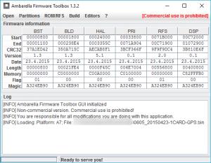 2016-05-10 18_12_05-Ambarella Firmware Toolbox 1.3.2