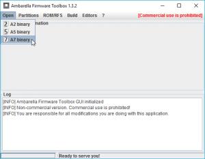 2016-05-10 18_22_23-Ambarella Firmware Toolbox 1.3.2