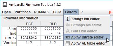 2016-05-10 18_34_21-Ambarella Firmware Toolbox 1.3.2